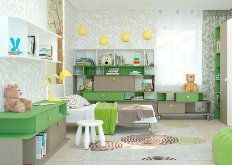 Мебель для детской  10