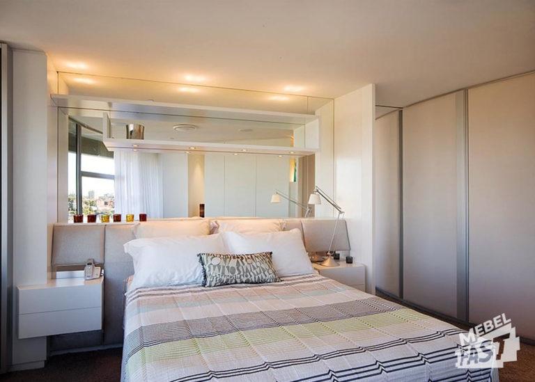 Спальня в стиле модерн 04
