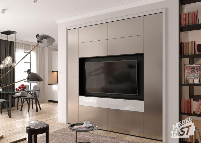 ТВ-юнит для гостиной